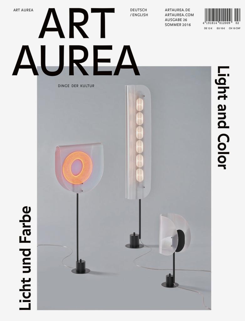 Art Aurea print issue 2-2016