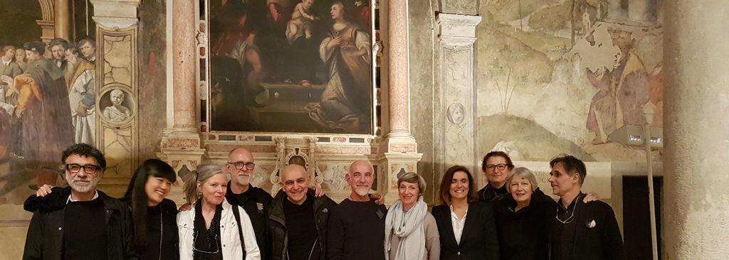 Contemporary Jewelry at the Oratorio di San Rocco in Padua